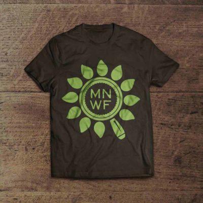 MNWF T-shirt Design