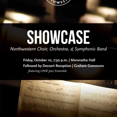 University Event Poster
