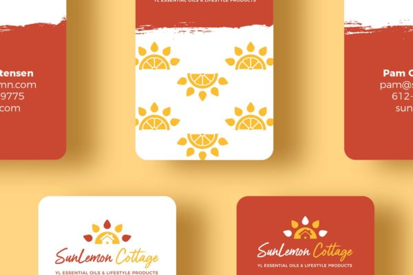 sunlemon-cottage-business-cards